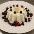 Panna cotta allo yogurt e lavanda