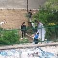 Parco di Ponente smontato pezzo pezzo (FOTO)