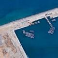 Nuovo porto: in arrivo i rilievi dei cassoni e del molo