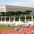 """""""Racchette di classe """": I.C.  """"Manzoni - Poli """" di Molfetta  presente alle fase Nazionale di Roma"""