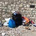 Tornano i rifiuti sulle spiagge di Molfetta?