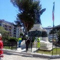 Festa della Repubblica celebrata nella villa comunale di Molfetta