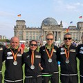 La Road Running Molfetta presente alla maratona di Berlino