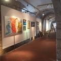 Oggi l'inaugurazione di una mostra d'arte nella Sala dei Templari