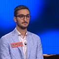 Salvatore Azzollini racconta: «Bella esperienza a L'Eredità»