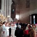 La Visita Pastorale di Monsignor Cornacchia arriva nel Duomo di Molfetta