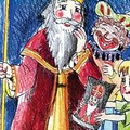 San Nicola, il Ser Molfetta distribuisce doni e giochi ai bambini