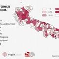 Per la Regione Puglia Molfetta passa al range tra 11 e 20 casi di Coronavirus