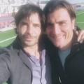 """Non solo Bocci e Placido sul set a Molfetta della fiction RAI  """"A cuore aperto """". C'è anche Nicola Ventola"""