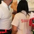Inaugurato il defibrillatore al Mongolfiera