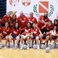 Femminile Molfetta contro Progetto Sarno Futsal