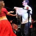 Lezione dimostrativa di danze popolari