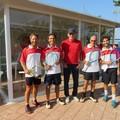 Al Tennis Club Molfetta lo spareggio promozione in serie D1