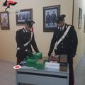 Maxi sequestro di droga dei Carabinieri della Compagnia di Molfetta
