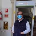 Nelle sede del Comune di Molfetta a piazza Municipio arriva il termoscanner