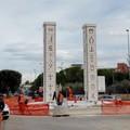 """Molfetta scopre  """"le due torri """": il programma dell'inaugurazione del monumento"""