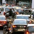 Traffico in tilt tra Via Ruvo e Via Salvemini nella zona di Ponente