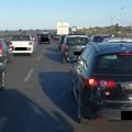 Incidente sulla statale 16 bis tra Bisceglie e Molfetta