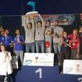 Podio molfettese per il Trofeo Sasha: vince il team Ayroldi, de Gaetano, Spadavecchia e de Palma