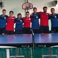 Tennistavolo L'Azzurro Molfetta, i risultati della seconda giornata di campionato