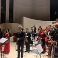 Grande successo per lo spettacolo dell'Orchestra filarmonica pugliese a Molfetta