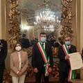 """Salvò una donna e due bambine da un incendio. Al vice brigadiere Sallustio l'onorificenza al  """"Merito della Repubblica Italiana """""""