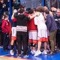 Play-off basket, la Pallacanestro Molfetta beffata in gara 3 dal Manfredonia