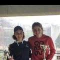Claudia Frisario campionessa regionale Under 13