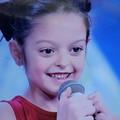 Tanti applausi per Nausica Speranzini nella finale dello Zecchino d'Oro