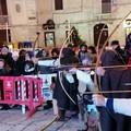 Giullari e arcieri hanno animato il centro storico di Molfetta