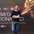 Giulio Mastromauro: «Emozionato e felice per questo David di Donatello»