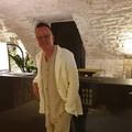 Gigi D'Alessio di passaggio a Molfetta: qualcosa bolle in pentola?