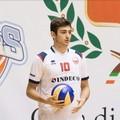 La Pallavolo Molfetta conferma anche il giovane Luca Lorusso