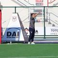 Bartoli: «La mia Molfetta Calcio non si arrende mai. Peccato per il pari nel finale»