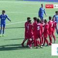La Molfetta Calcio batte 3-0 il Portici con tripletta di Strambelli