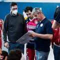 Si dividono le strade della Pavimaro Molfetta e del coach Sergio Carolillo