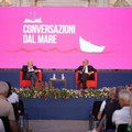 Si conclude tra gli applausi l'edizione 2021 di Conversazioni dal Mare a Molfetta