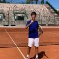 Tennis, Giuseppe Samarelli sconfitto solo in semifinale ai campionati italiani U11