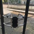 Attrezzature sportive in declino al parco di Ponente: la segnalazione