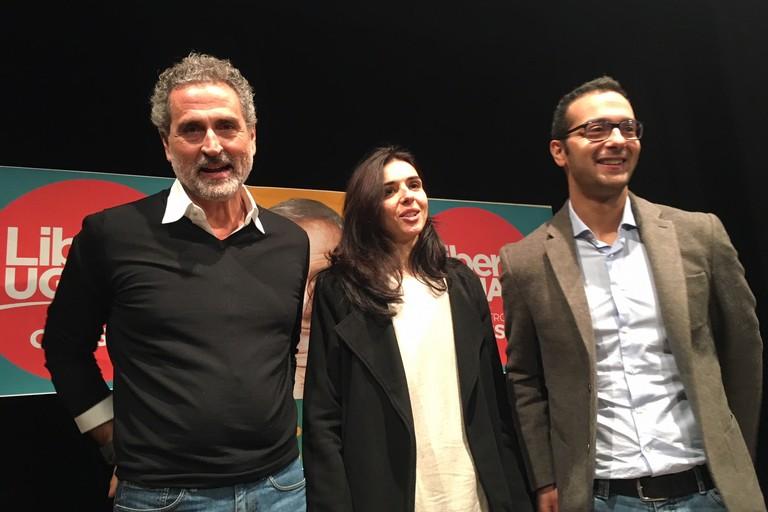Politiche: Roberto Speranza (LeU) ad Alghero