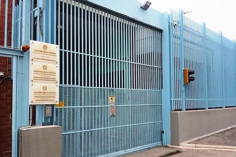 Il carcere di Trani
