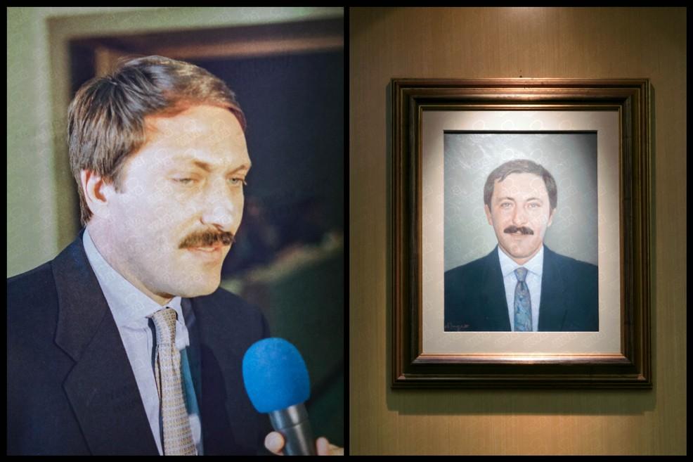 Giovanni Carnicella. <span>Foto Alfonso Bisceglie - Vincenzo Bisceglie</span>