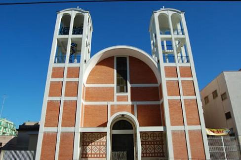 Chiesa San Filippo Neri. <span>Foto Diocesi di Molfetta</span>