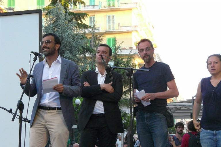 chiusura campagna elettorale Gianni Porta JPG