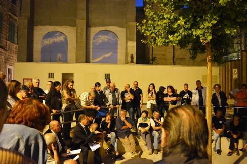 Incontro Commissario con comitato di quartiere Molfetta Vecchia. <span>Foto Isabella de Pinto</span>