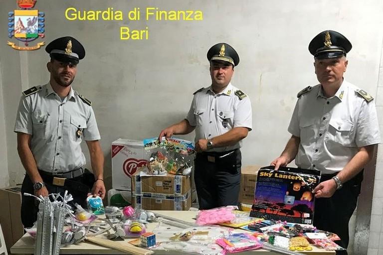 Abusivismi, giro di vite della Finanza in materia di contraffazione