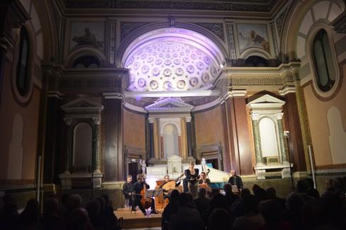 Concerto Anima Mea Estro poetico-armonioso. <span>Foto Isabella de Pinto</span>