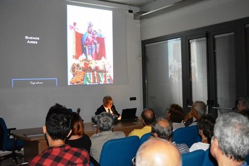 Conferenza Gianni Amato 16 settembre 2016. <span>Foto Isabella de Pinto</span>