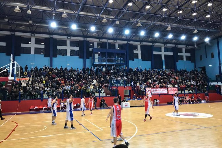 Derby basket foto di Pasquale Mancini