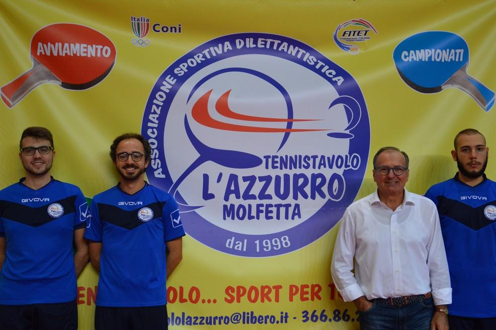 A.S.D Tennistavolo l'Azzurro Molfetta